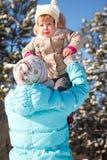 litet barn Royaltyfri Fotografi