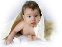 litet barn Royaltyfri Foto