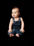 litet barn Royaltyfria Bilder