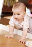 litet barn Fotografering för Bildbyråer