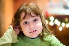litet barn Royaltyfria Foton