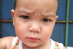 litet barn för 1 pojke Royaltyfri Bild