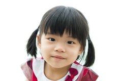 Litet barnflicka Fotografering för Bildbyråer