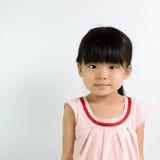Litet barnflicka Arkivfoton