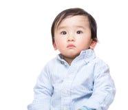 Litet barnpojke royaltyfri foto
