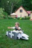 Litet barnpojke Arkivbilder