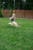 Litet barnpojke Fotografering för Bildbyråer