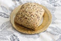 Litet bröd av olikt frö Arkivfoto