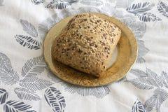 Litet bröd av olikt frö Royaltyfri Fotografi