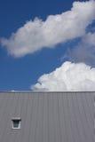 litet fönster för sky Royaltyfria Foton