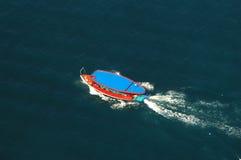 litet fartyg Fotografering för Bildbyråer