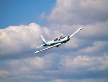 litet flygplan Royaltyfri Bild