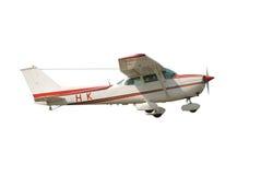litet flygplan arkivfoton