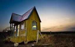 litet hus Royaltyfri Bild