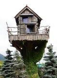 litet hus Royaltyfria Bilder
