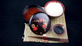 Litet japanskt mål royaltyfri foto