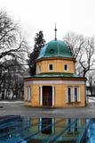 litet kapell Royaltyfri Bild