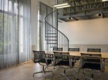litet kontor Arkivbilder