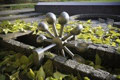 Litet skovelhjul Royaltyfri Foto