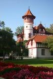 litet slott royaltyfri foto