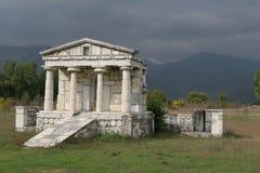 litet tempel Fotografering för Bildbyråer