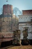 Litewska ballada, rzeźba zdjęcia stock