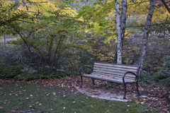 Lithia Park Ashland, Oregon. Lithia Park is the largest and most central park of Ashland, Oregon. It consists of 93 acres of forested canyonland around Ashland royalty free stock photo