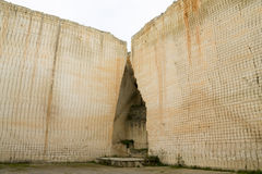 Lithica, S'Hostal Quarries Royalty Free Stock Photo