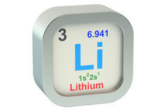 Lithium Stock Photos