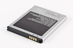 Lithium ion battery Royalty Free Stock Photography
