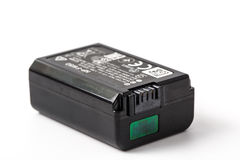 Lithium Ion Battery Royalty-vrije Stock Fotografie