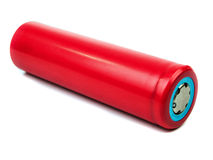 Lithium-Ion Battery Royalty Free Stock Photography