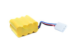 Lithium-ion polymer rechargeable battery Royalty Free Stock Image