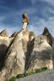 Lithoidal idols of Cappadocia Stock Photography