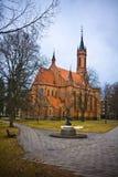 Lithuania, Druskininkai imagem de stock royalty free