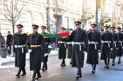 Lithuania independence day Stock Photo