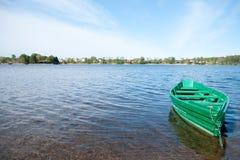 Lithuania lake Royalty Free Stock Image