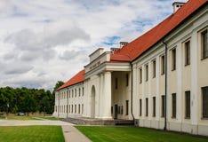 lithuania museumnational vilnius Arkivbild