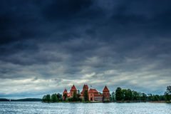 Lithuania Trakai Stock Photo