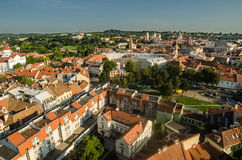 Lithuania. Vilnius Old Town in the summer Royalty Free Stock Photos