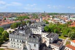 Lithuania wierza Gedymin obrazy stock