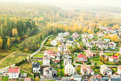 Lithuanian countryside Royalty Free Stock Images
