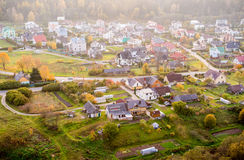 Lithuanian countryside Stock Images