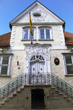 Lithuanian Embassy in Tallinn Stock Photography