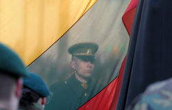 Lithuanian Independence day Stock Photography
