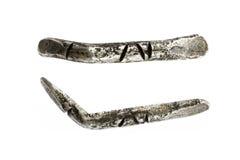 lithuanian pengar royaltyfri bild