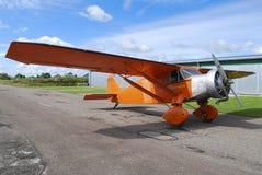 Lithuanica historiskt flygplan Royaltyfri Bild