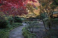 Litier parkerar Ashland, Oregon fotografering för bildbyråer