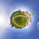 Litle汉诺威行星大学  免版税图库摄影