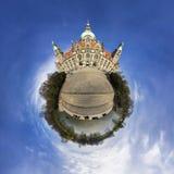 Litle行星汉诺威 图库摄影